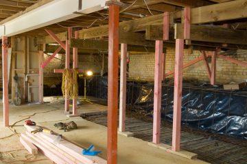 best-basement-excavation-existing-house-tittle